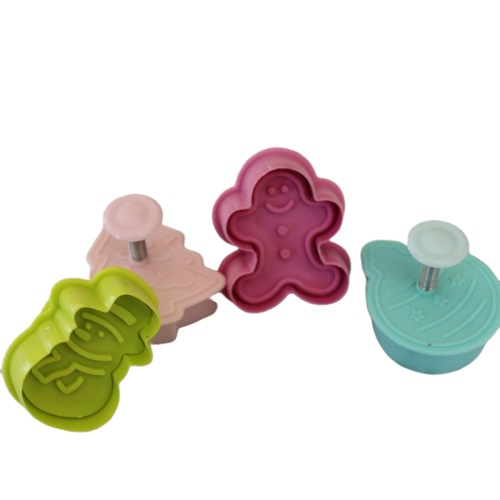 Christmas Cookie Cutters Set Of 4 Perfect Treats