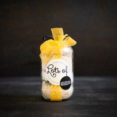 Make your own Energy bars Energy Bars Cookie Ingredient Jar Buy Online