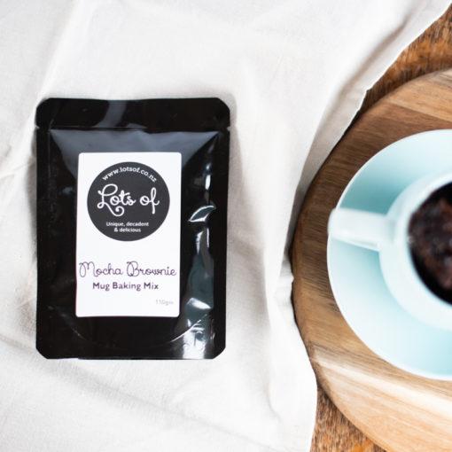 Mocha Brownie Mug Cake Baking Mix Buy Online
